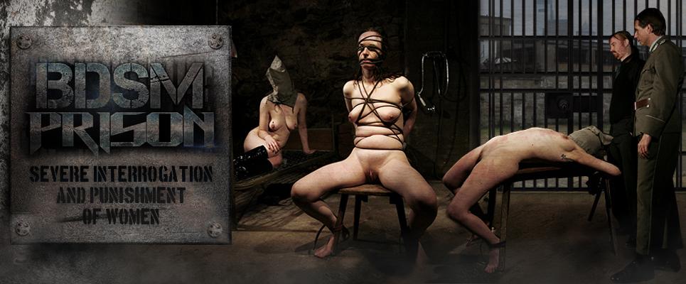 бдсм тюрьма видео