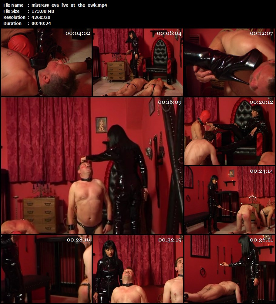 mistress eva private